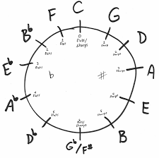 The Circle Of 5ths Wildflower Harmonica Instruction