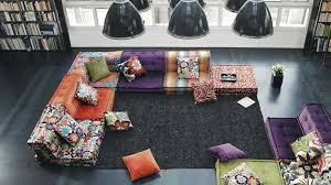 Interesting Roche Bobois Floor Cushion Seating Designed Idesignarch In Design