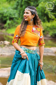 Lengha Suit Blouse Design Navratri Choli Blouse Design Navratri Dress Chanya Choli