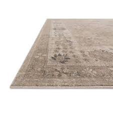 loloi century 12 x 15 rug in taupe