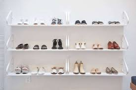 shoe storage solutions for the entryway
