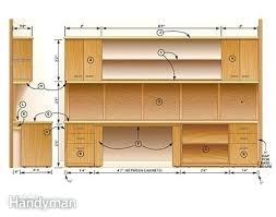 how to build an office. Build An Office Desk How To A Home Family Handyman Figure Front And Side View It . Desks O