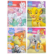 disney friends big fun books to color 96 pages