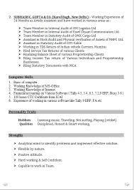 Accounts Resume Format Download Resume Samples Doc Download Best