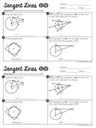 Circle Basics Unit (Part 1) | Mrs. Newell's Math