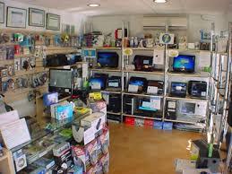 Computer/Accessories Showroom