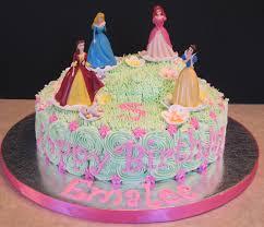 Princess Cake Ideas For Girls Disney Princess Cake Front Cake