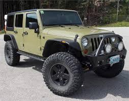 tnt jeep jk 4 door unlimited rock sliders adventure steps view 1