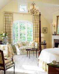 don t be afraid to use the same fabric throughout the home and play with diffe patterns the same fabric used in the bedroom is repeated on the bathroom