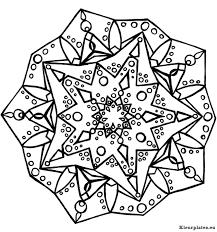 Mandala Algemeen Kleurplaat 27067 Kleurplaat