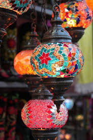 turkish style lighting. i saw so many of these in turkey and promised myself that when turkish style lighting t