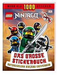 5005674 Lego Ninjago Das Große Stickerbuch   Lego Ninjago Wiki