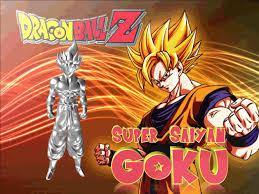 Small <b>Super</b> Saiyan <b>Goku</b> - Dragon Ball Z 3D <b>Printing</b> 196767