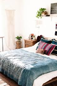 Modern Bohemian Bedroom Bohemian Bedroom Decorations Modern Purple Dominated Color Of The