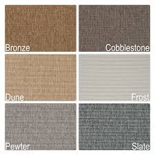 martinique custom cut economy indoor outdoor collection patio area rug in multiple colors customize your size