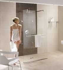simple doorless showers for small bathroom sobify rh sobify com