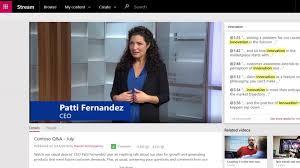 Office 365 Live Microsoft Office 365 Bekommt Live Streaming Für Unternehmen Golem De