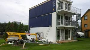 Shipping container homes kenya