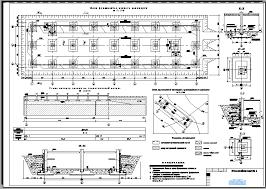 Архитектура чертежи Студентик Курсовой проект Проектирование оснований и фундаментов многоэтажного гражданского здания Чертежи и пояснительная записка