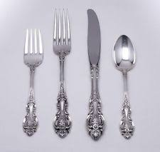 Wallace Sterling Patterns Amazing Wallace Sterling Silverware EBay