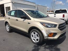 2018 ford white gold. Contemporary White 2018 Ford Escape S White Gold FrontWheel Drive F On Ford White Gold