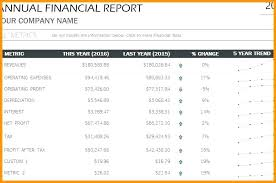 Sample Financial Reports Cool Simple Annual Report Template Asre