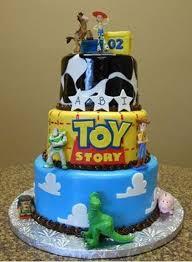 Elegant Cakery Toy Story Birthday Cake