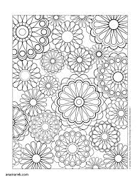 30 Printable Symmetry Coloring Pages Onenusaduacom