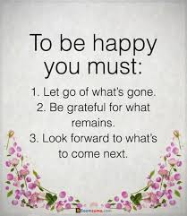 Quotes About Happy Life Best Happy Quotes About Happiness You Must Let Go Of Life Quotes