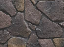 hot ing western manufactured stone castle rock veneer exterior decoration wall brick fake cultured filedstone wall for plaza wall decor