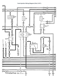 lexus v8 wiring diagram lexus wiring diagrams online 1990 lexus ls400 1uzfe v8 engine management wiring diagram
