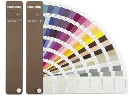 Pantone Fhi Color Guide Paper Tpg Fan Deck