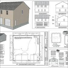 500 square feet house map square foot house