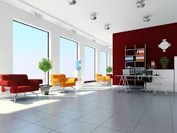 office interior decor. The Basics. Décor In An Executive Office Interior Decor E