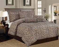 kids bedroom with cheetah print theme