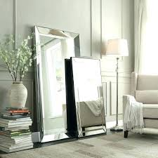 beveled framed mirrors bevel framed mirror best beveled mirror ideas on silver bedroom decor throughout no frame wall mirrors large gold framed beveled