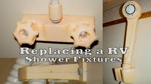 Faucets  Camper Shower Faucet Rv Outside Shower Best Rv Shower - Bathroom shower faucet repair