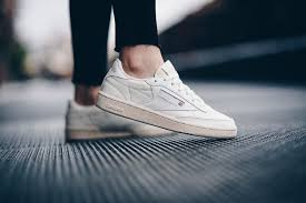 reebok 85 c vintage. women\u0027s shoes sneakers reebok club c 85 vintage retro sport bs8243