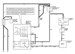 ford crown victoria 2004 a c blows hot air wiring diagram 11 7 ford crown victoria alternator wiring diagrams 12