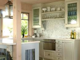 kitchen cabinet glass shelves ivory painted mahogany wood kitchen cabinets with frosted glass doors combined with