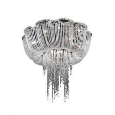enna small dd crystal ceiling light
