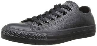 com converse women s chuck taylor all star leather ox fashion sneakers
