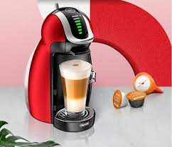 With 17 flavor varieties, americano, latte, choose from authentic espresso, cappuccino, and more. Nescafe Dolce Gusto Household Capsule Coffee Machine Home Fully Automatic Office Genio Electric Cafe Maker Auto M Capsule Coffee Machine Nescafe Coffee Machine