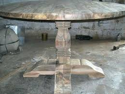 teak round dining table reclaimed wood dining table and chairs bench set top teak round thickness