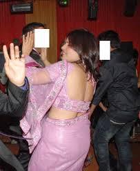 Saree Seduction Holi backless saree edition 42 pictures