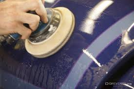 the idea of the 3000 is to be nicer to the paint and it really helps minimize the buffing time