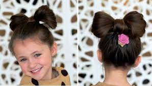 Dětské účesy Pro Dívky Do školy Pro Střední Vlasy Do školy V