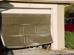 broken garage doorHow to Fix a Broken Garage Door  Steel Buildings Blog