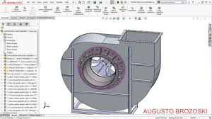 Centrifugal Blower Design Calculation Pdf Solidworks Centrifugal Fan 10 10 Parte 01