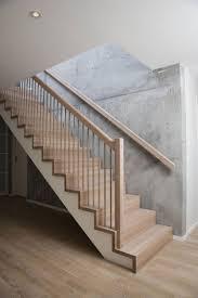 Rampe Escalier Quelles R Gles Pour Associer L Esth Tisme Et La Rampe Escalier Bois